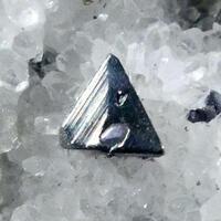 Tetrahedrite & Galena On Quartz
