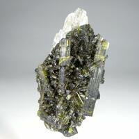 Elbaite Var Verdelite & Lepidolite Psm Elbaite