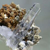 Rock Crystal & Pennine