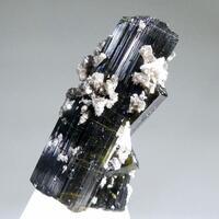 Elbaite Var Verdelite With Lepidolite