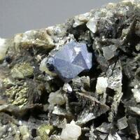 Tetrahedrite Chalcopyrite Calcite & Dolomite