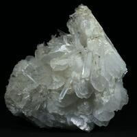 Magnesite & Rock Crystal