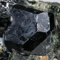 Spinel Var Pleonaste Diopside & Calcite