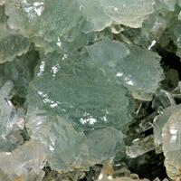 Prehnite & Rock Crystal
