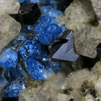 Haüyne Magnetite Sanidine & Ekebergite