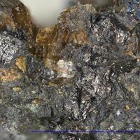Hocartite With Miargyrite