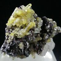 Mimetite Cerussite & Chalcocite