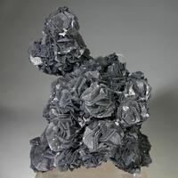 Jamesonite In Calcite