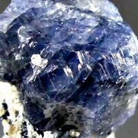 Sapphire With Baddeleyite
