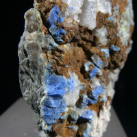 Lazulite Apatite & Breunnerite