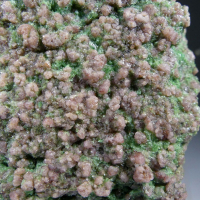 Eclogite With Pyrope & Chrome-Omphacite
