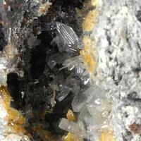 Anglesite Cerussite & Linarite
