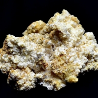 Fibroferrite & Alunogen