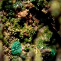 Khorixasite Tangeite & Clinobisvanite