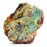 Adamite Var Copper Adamite