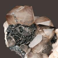 Quartz Dolomite & Hematite