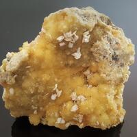 Stilbite Calcite & Chalcopyrite