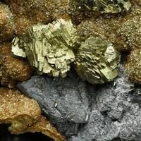 Marcasite Galena & Sphalerite