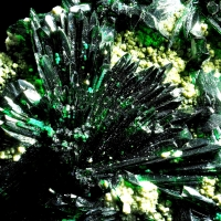 Atacamite Pseudomalachite Libethenite Halloysite