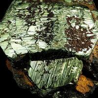 Pyrite Hematite Limonite & Goethite
