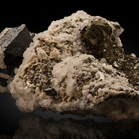 Sphalerite Pyrite Pyrrhotite Kutnohorite & Arsenopyrite