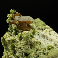 Titanite With Epidote