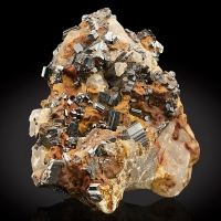 Rutile With Bauxite