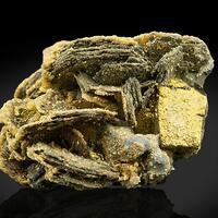 Chalcopyrite & Pyrrhotite