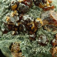 Grossular Var Hessonite