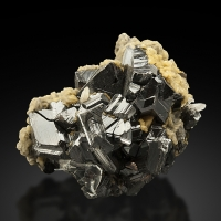Sphalerite With Siderite