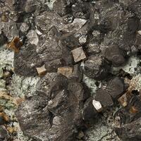 Perovskite With Magnetite