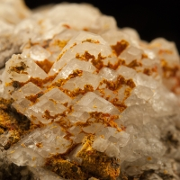 Orpiment On Colemanite