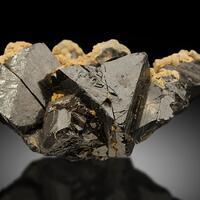 Sphalerite With Rhodochrosite