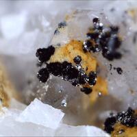 Delafossite Fluorite & Dolomite