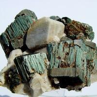 Arfvedsonite & Pyrochlore