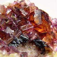Fluorite & Polybasite