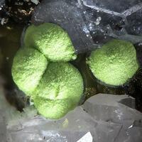 Timroseite & Khinite