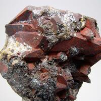 Hematite Psm Calcite