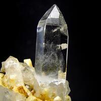 Rock Crystal & Pericline