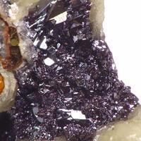 Cuprite On Smithsonite