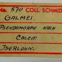Calamine Psm Calcite