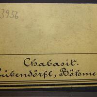 Chabazite-Ca