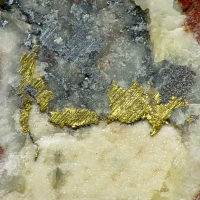 Gold & Clausthalite
