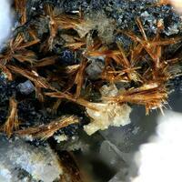 Wilhelmgümbelite & Phosphophyllite