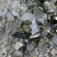 Augelite With Pyrite