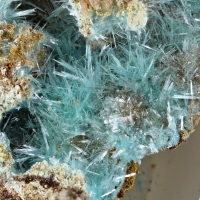 Aurichalcite With Hemimorphite