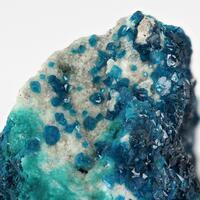 Veszelyite With Zincolibethenite & Hemimorphite
