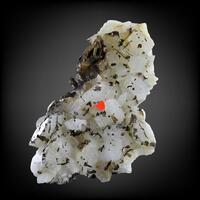 Cubanite Pyrrhotite & Calcite