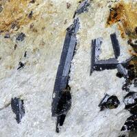 Staurolite With Biotite