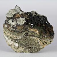Grossular With Vesuvianite